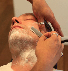Wet Shave & Beard Trims